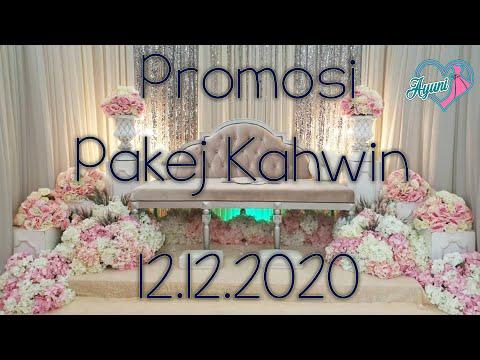 Promosi Pakej Kahwin 12122020 - Cinta Ayuni Bridal