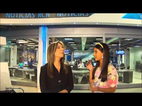 Cristina Amortegui - Entrevista a Vicky Dávila