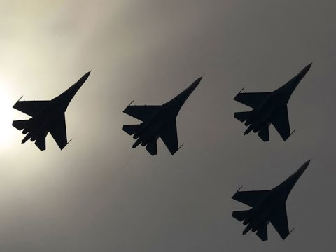 NATO and Russia clash over 'unsafe pilot manoeuvres' in Baltic Sea