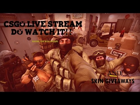 *Giveaways Every Match* CSGO Live Stream | Big Case Openings Today | Road To 500 Subs