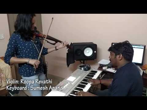 Johnson Master Hits   Roopa Revathi   Violin