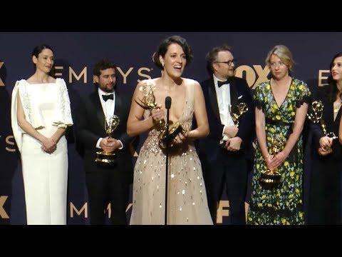 Phoebe Waller-Bridge - Fleabag | Emmys 2019 Full Backstage Interview