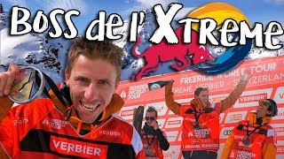 WINTERACTIVITY ep29 - LE PLUS BEAU JOUR DE MA VIE- red bull ski freeride