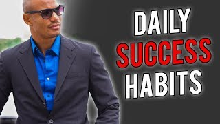 Top 5 Habits YOU NEED To Know To Become Successful
