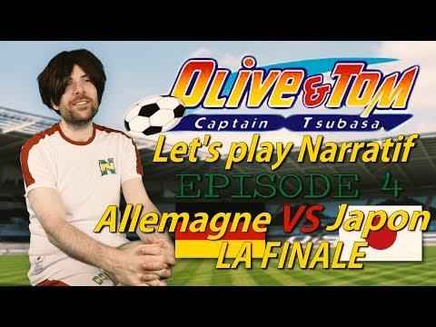 (LP Narratif) Olive et Tom - Episode 4 (FIN) - Allemagne VS Japon