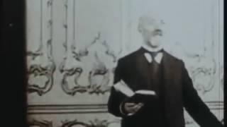 Ludwik Zamenhof, 1909 na Kongresie Esperanto w Barcelonie