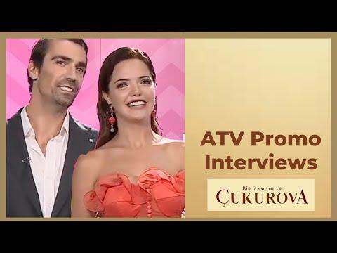 Bir Zamanlar Cukurova ❖ ATV Promo Interviews ❖ Ibrahim Celikkol ❖ English 2021