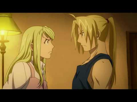 Edward Elric And Winry Rockbell Married Edward & Winry - K...