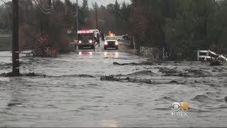 After Brief Break, More Rain Headed for Flooded Wildfire Burn Areas
