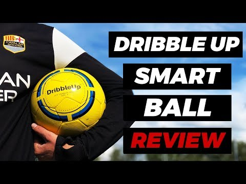 DribbleUp Soccer Smart Ball - Review