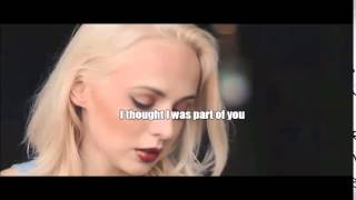 Madilyn Bailey (Acoustic Cover) - She Wolf David Guetta & Sia LYRICS