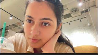I Tried Starbucks at Elante Mall in Chandigarh | Tanvi Sharma