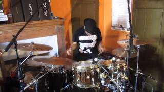 "Simon Ficken - Periphery ""The Scourge"" - Drum Cover"