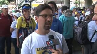 VOA entrevista a vicepresidente del parlamento venezolano