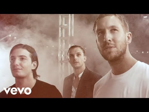 Calvin Harris & Alesso – Under Control ft. Hurts