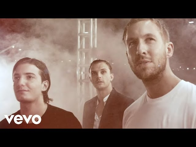 Calvin Harris Alesso - Under Control ft Hurts