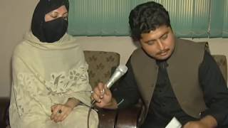 Awkum new girl scandal camplet interview by Malik Ismail Khyber news