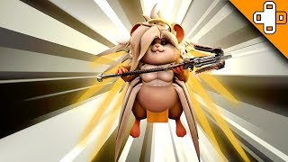 HAMMERCY IS HERE! Overwatch Funny & Epic Moments 577