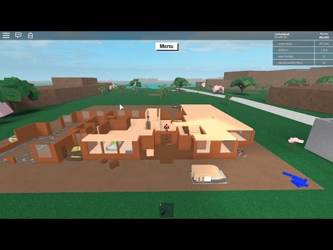 Roblox How To Build A Big House Lumber Tycoon 2 Doovi