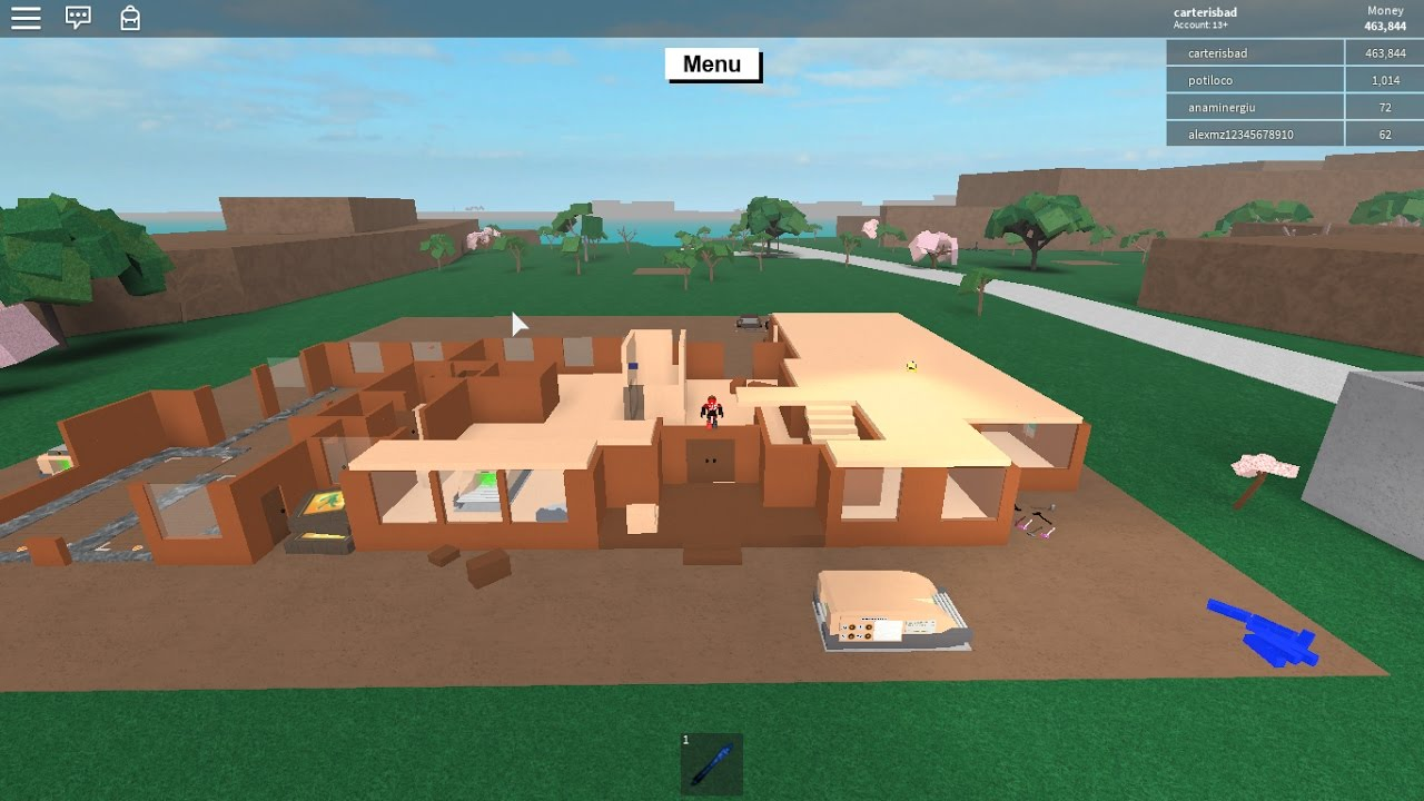 How To Build A Good Base Lumber Tycoon