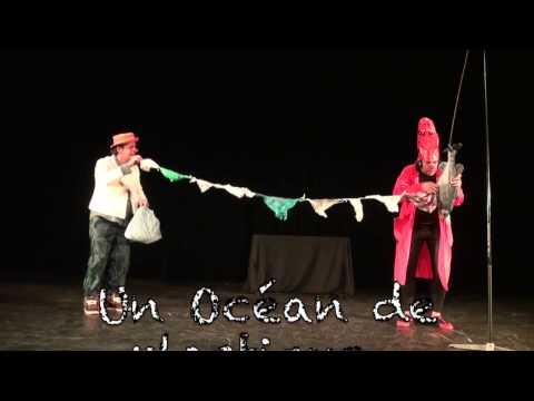 """Expedition MED Spectacle clownesque """"Un océan plastique"""""""