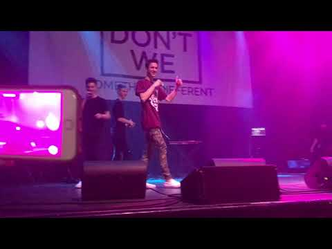 Why Don't We Something Different Tour Dallas