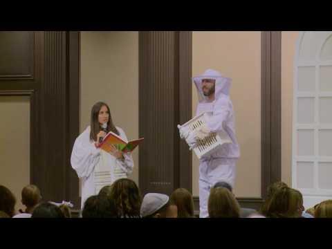 High Holidays 5777 Rosh Hashanah Korman Hall 3:45pm
