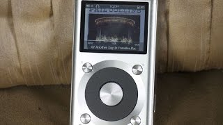 Fiio X1 Review - Portable High Resolution Audio Player
