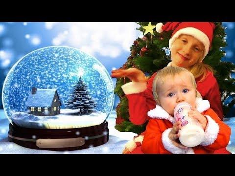 Alicia fait la NANNY & le Baby Sitting avec sa soeur MELISSA