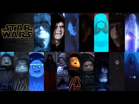Darth Sidious/Emperor Palpatine: Evolution (TV Shows And Movies) - 2020