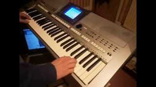 A self written jazz pop song played live.Yamaha PSR S700 keyboard