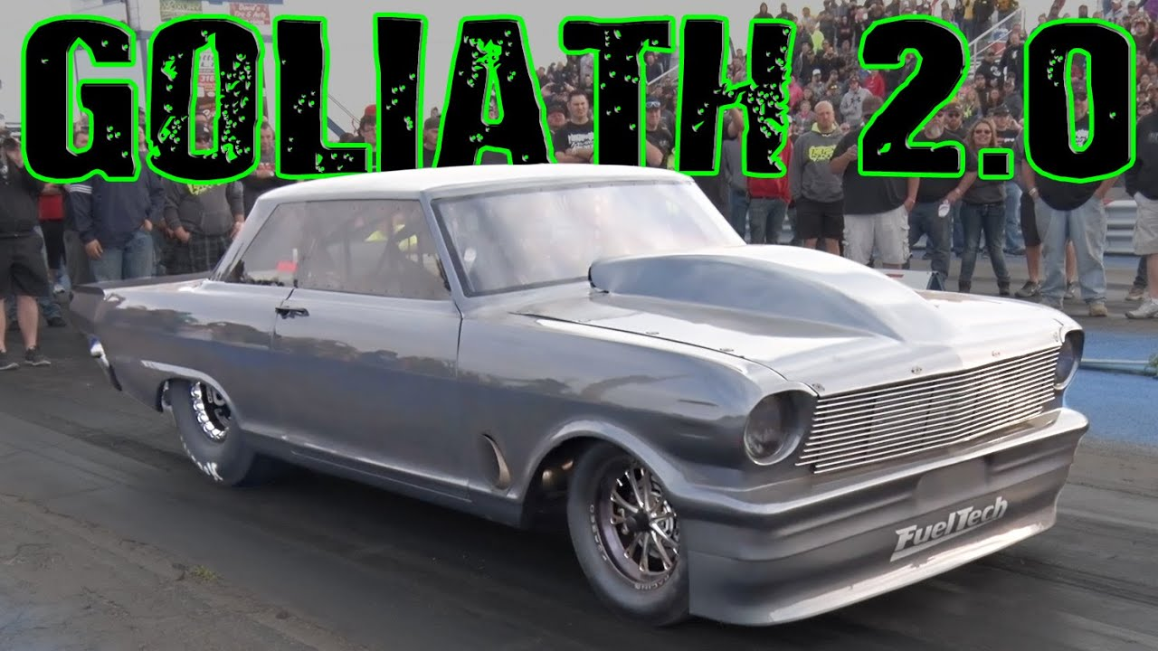 Street Outlaws DADDY DAVE Goliath YouTube - Dave's cool cars