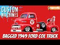 SuperFly Car Magazine? - Ford COE Tow Truck (Rolling)