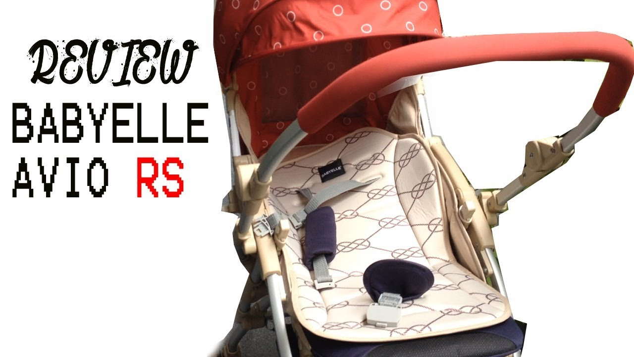 Review stroller babyelle avio RS bahasa Indonesia - YouTube