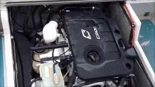 Hyundai SeasAll re-power Hartley Voyager