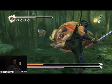 Ninja Gaiden 2004 Xbox Casual Playthrough Part 3 Youtube