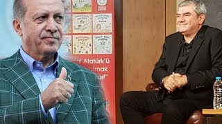 Yılmaz Özdil: Recep Tayyip Erdoğan feribotu bile Norveç malı