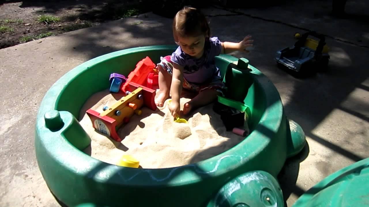 62b6243631 Little Tikes Sandbox Turtle - YouTube