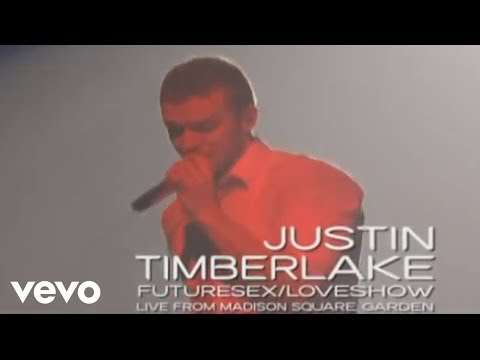 FutureSex/LoveShow: Live from Madison Square Garden - Trailer