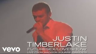 Justin Timberlake - FutureSex/LoveShow: Live from Madison Square Garden - Trailer