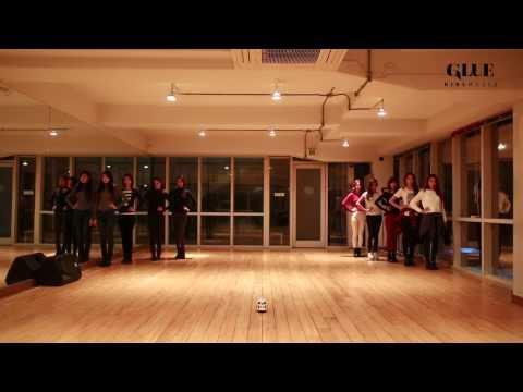 나인뮤지스[9MUSES] GLUE(글루) 안무영상