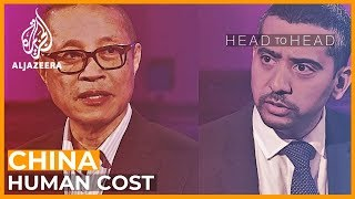 What is the human cost to China's economic miracle? | Head to Head