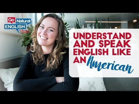 A Secret Way How to Understand and Speak English like an American