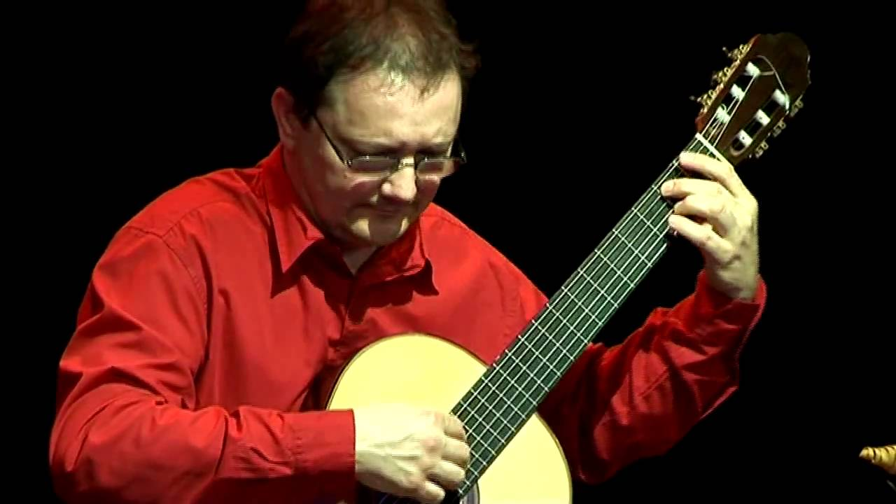 Stairway To Heaven On Classical Guitar Part I Plays Milo Pernica