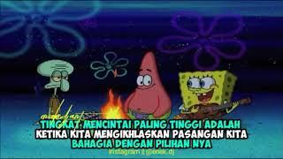 Gambar cover Lelah mengalah (cover) animasi Spongebob