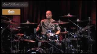 Tony Royster & Dennis Chambers Transcription in 7/8 | Drum Lesson