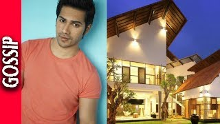 New House For Varun Dhawan - Bollywood Gossip 2017