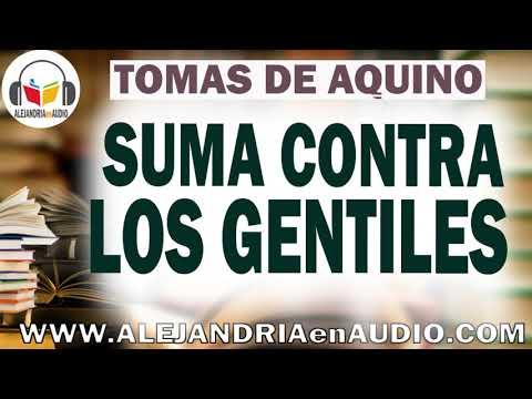 Suma contra gentiles -La existencia de Dios y sus atributos |Tomas de Aquino
