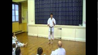 Saifa Bunkai - From Performance To Application