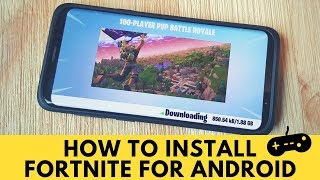 How to Install the Fortnite Android Beta